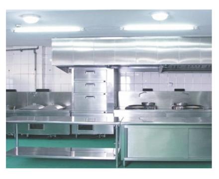 企业、学校、单位食堂厨房设备设计原理