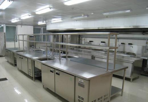 厨具设备已经向美观、时尚、环保、能耗低的方向演化