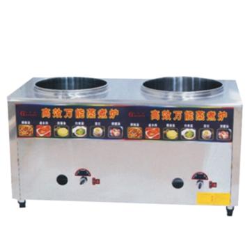 惠州双头高效万能蒸煮炉