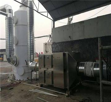 喷淋塔/酸雾净化器(PP/不锈钢/碳钢)