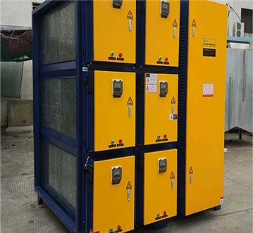 复合等离子光氧催化废气净化器